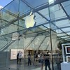 Apple Apple Store University Ave. Palo Alto California iPhone iProducts By Miss P