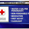 KTVU Power Outage Checklist