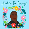 Justice for Geroge by Shirien shirien.creates