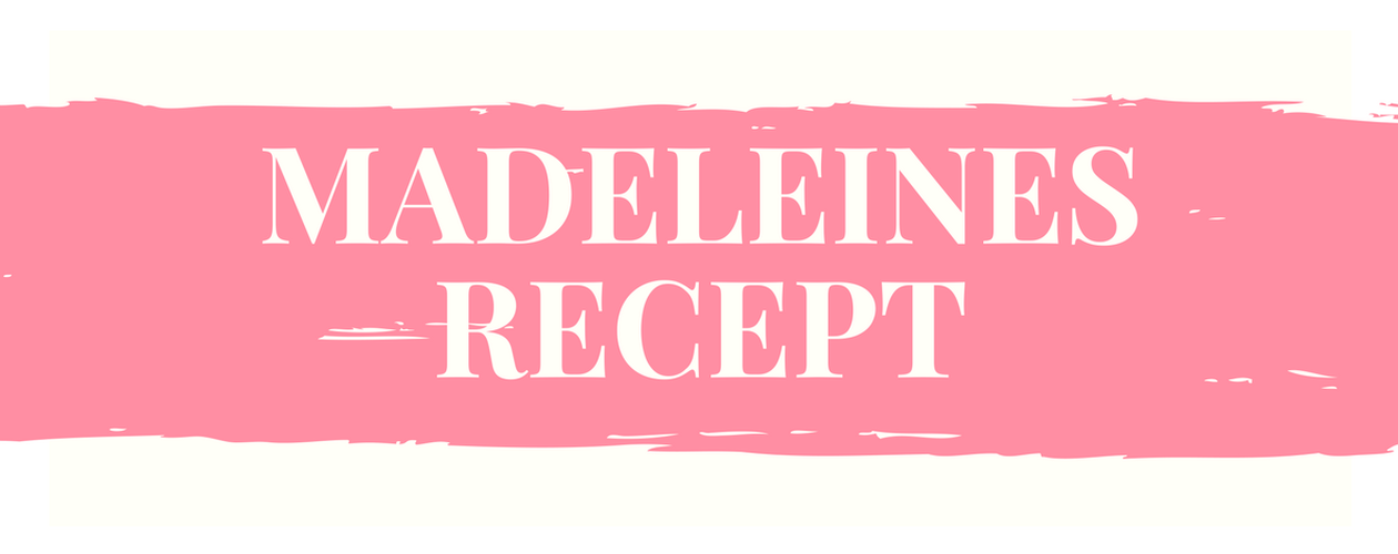 madeleines recept header3